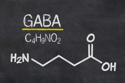 GABA formülü
