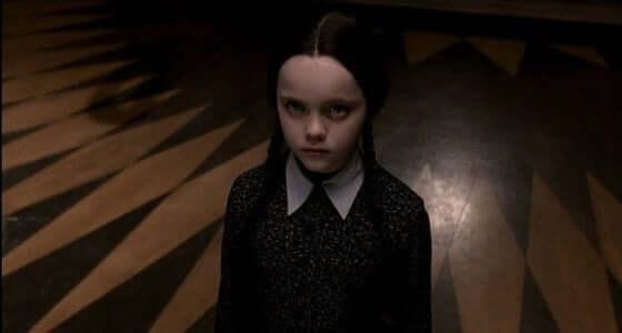 wednesday addams ve Addams Ailesi