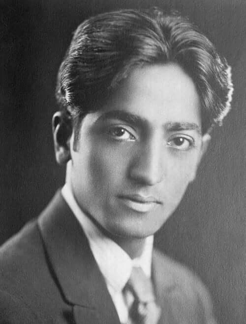 Jiddu Krishnamurti: Hakikat Patikasız bir Diyardır