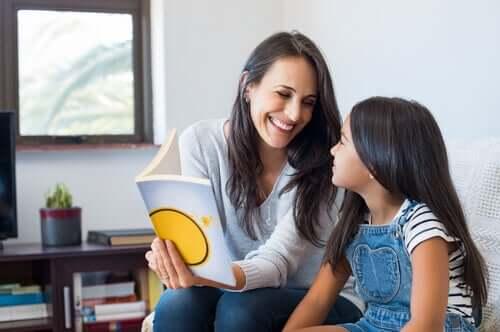 Okumayı öğreten bir öğretmen