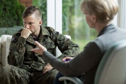 Asker sendromu ve terapisi