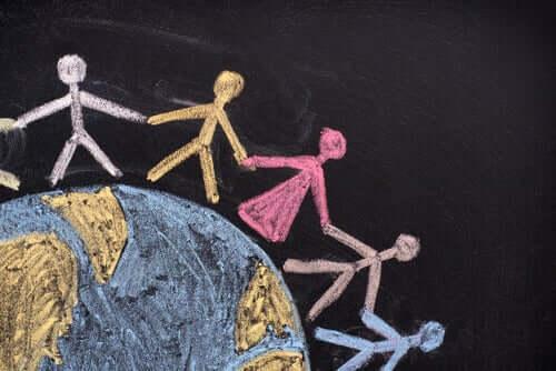 Çocuklar ve dünya