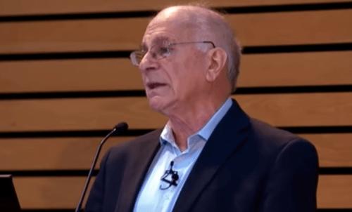 Amos Tversky ve Daniel Kahneman birlikte büyük işlere imza attılar