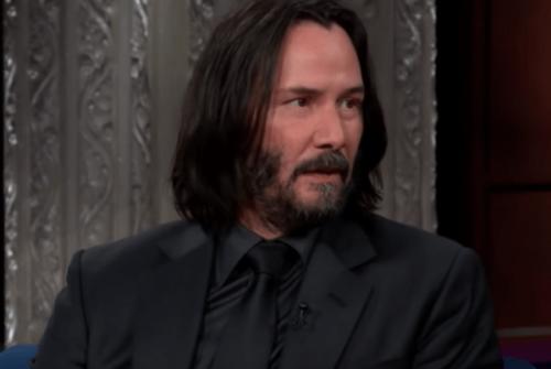 Keanu Reeves röportajda