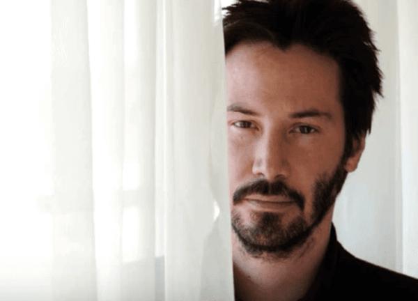 Keanu Reeves, Farklı Bir Ünlü