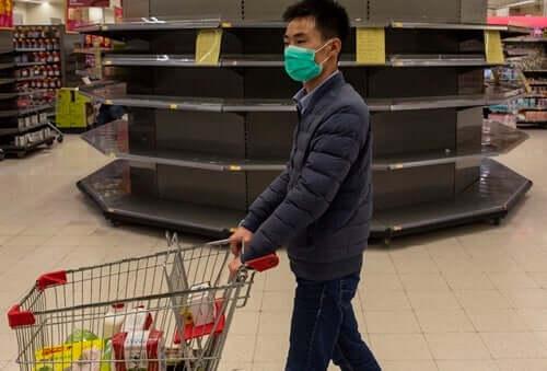 Koronavirüs ve Panik Alışverişi Psikolojisi