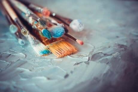 Boya fırçaları