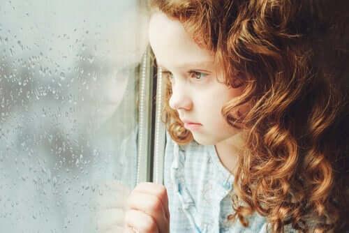 Çocuklarda Boşluk ve Yalnızlık Hissi