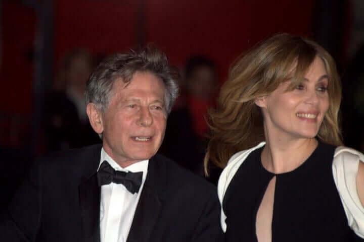 Roman Polanski ve eşi