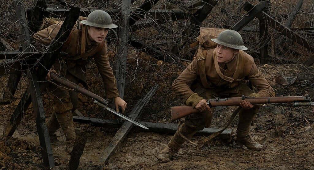Savaş ve korkan askerler