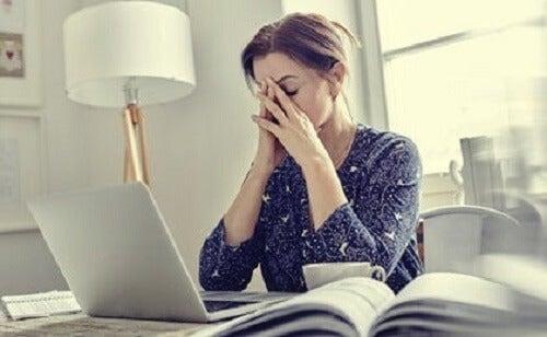 Zihinsel Bitkinlik ve Tükenme – Olası Nedenleri