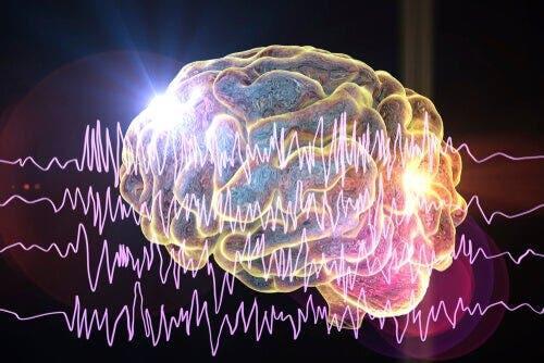 Beyin dalgalarındaki yoğunlaşma.