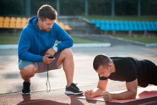 Profesyonel atletlerin deney sırasındaki bulguları daha dramatikti.