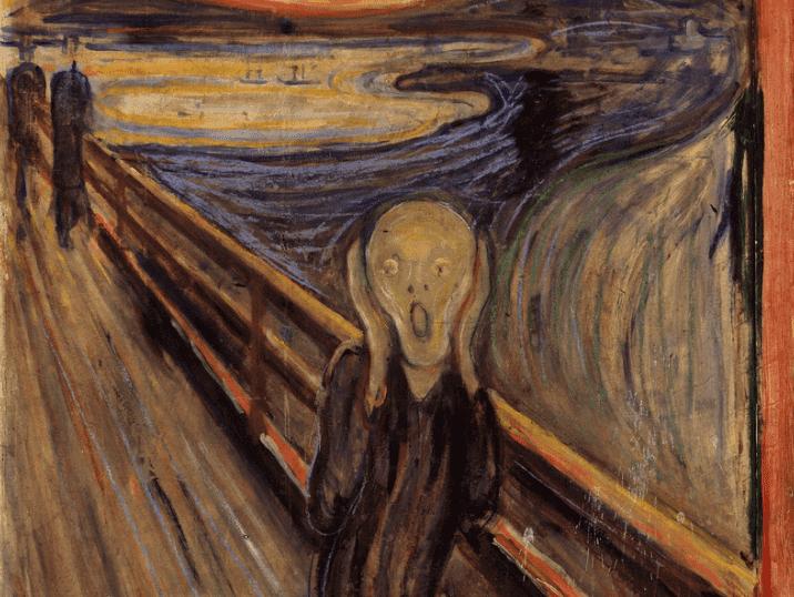 Aşk ve Ölüm Tablolarının Ressamı: Edvard Munch