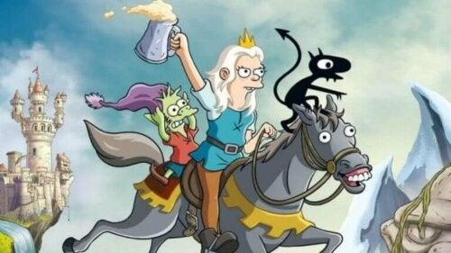 Disenchantment: Matt Groening Orta Çağ Hicvine Dönüyor