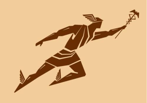 Mitolojide Hermes, Kutsal Haberci
