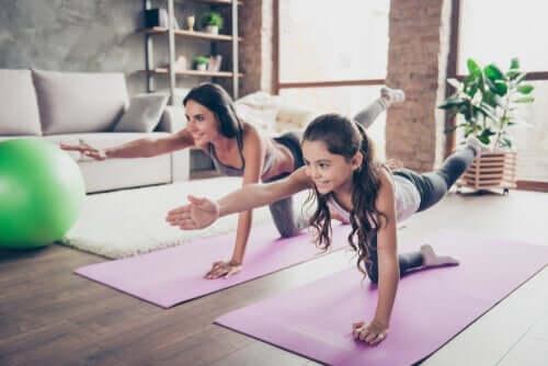 Çocuklar İçin Sanal Egzersiz: Yararları