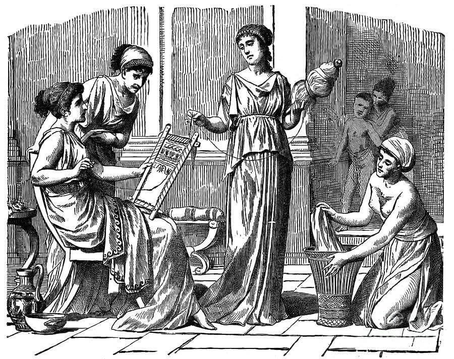 Yunan kadınlar
