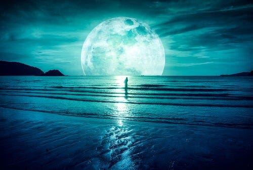 Ayın insan davranışları üzerinde etkileri olduğuna inanılıyor.