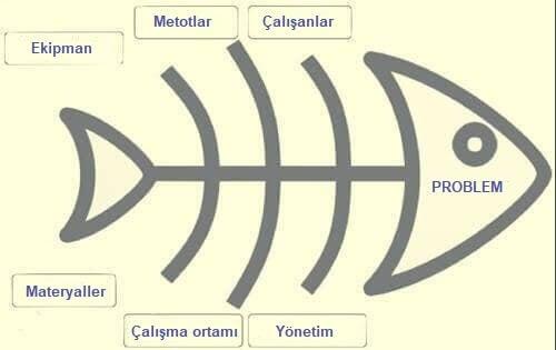 Problem Çözümü İçin Ishikawa Diyagramı Kullanmak