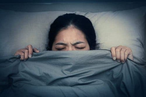 Kabuslar uyku kalitenizi olumsuz etkiler.