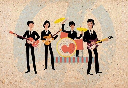 Beatles bilinç altı mesajları konusunda pek çok deneme yapmıştır.