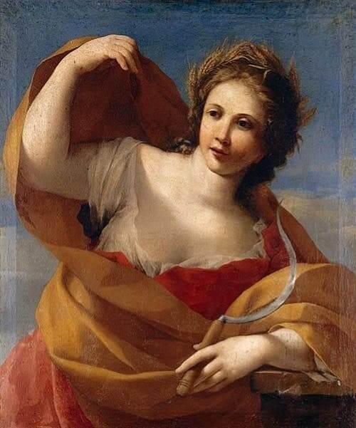Demeter, Sarışın Tanrıça