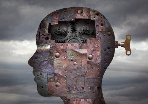 Mekanik bir şekilde çalışan beyin, elektrik akımları ile çalışır denebilir.