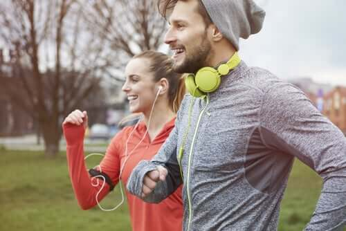 müzik ve egzersiz