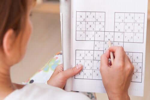 sudoku nörobik şeklidir