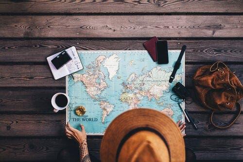 Uzun Bir Yolculuk Olarak Kaçmak