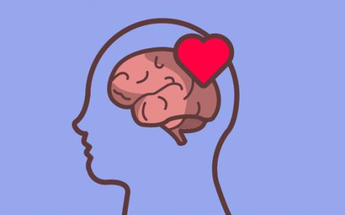 beyin kalp çizimi