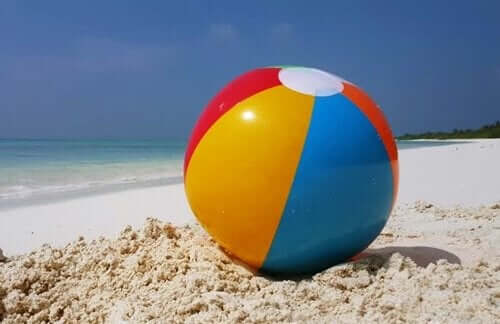Duygusal Düzenleme İçin Plaj Topu Metaforu