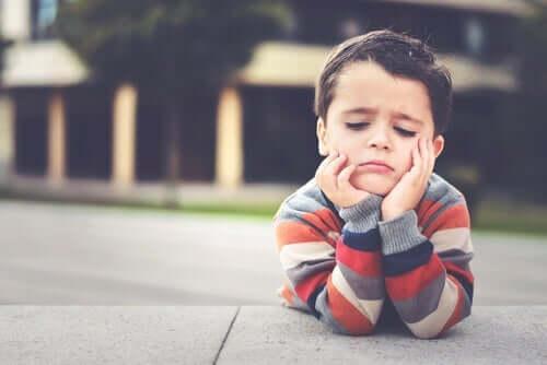 çocuklarda can sıkıntısı