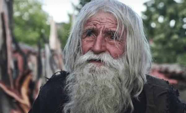 Büyükbaba Dobri: Aziz Dilenci