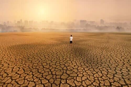 Eko-Anksiyete: İklim Değişikliğinin Bir Sonucu