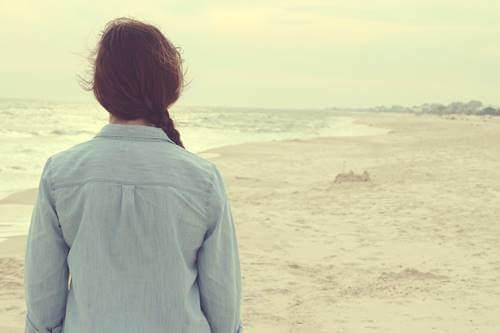 Umudunuzu korumak için asla arkanıza bakmayın