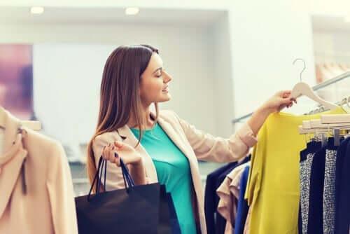 Basit alışveriş yapma alışkanlığı