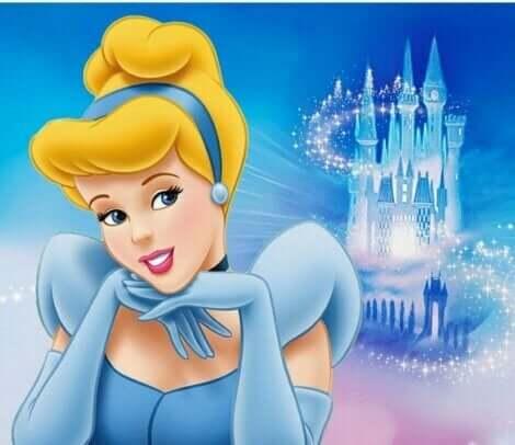 Cinderella ve şatosu