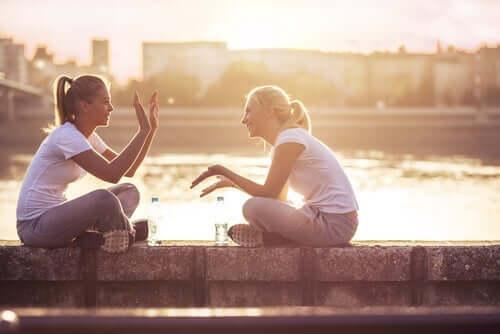 ilgi ve sevgi önemli cesaret şekilleri