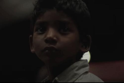 Saroo'nun çocukluk dönemi