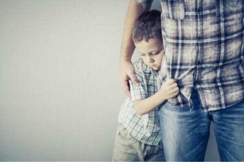 Çocuğunuz Korktuğu Zaman Nasıl Davranmalısınız