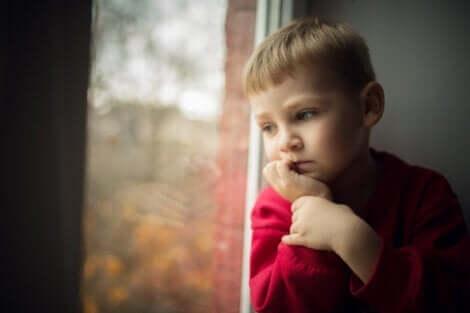 Küçük bir çocuğun hayata bakışı çok farklı