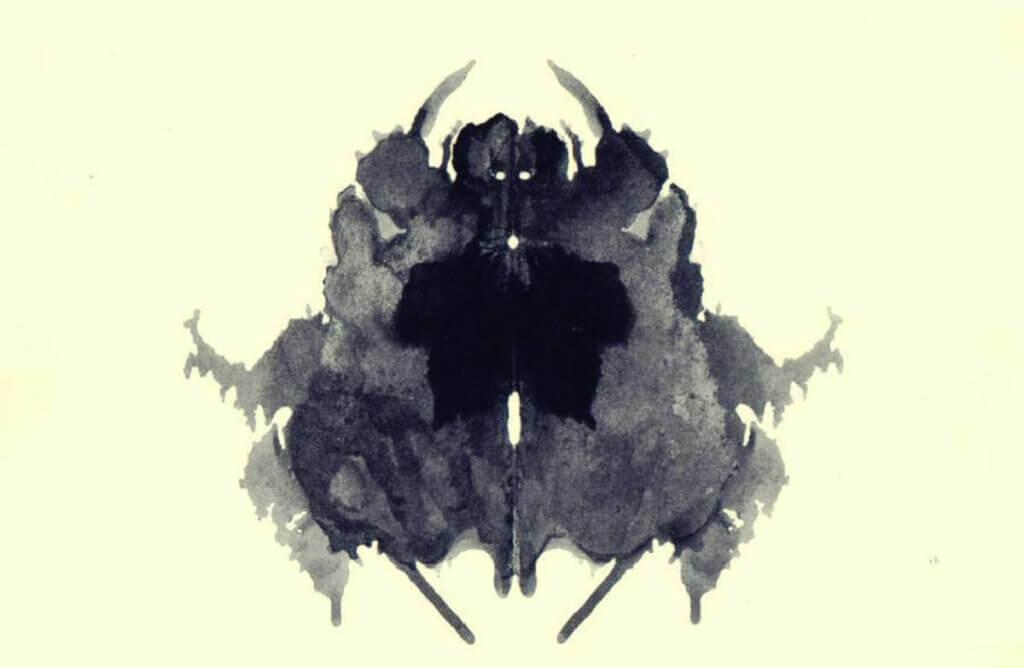 karanlık bir çizim