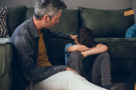 Bir çocuk ile nasıl konuşulacağını bilmek bir baba için çok önemli