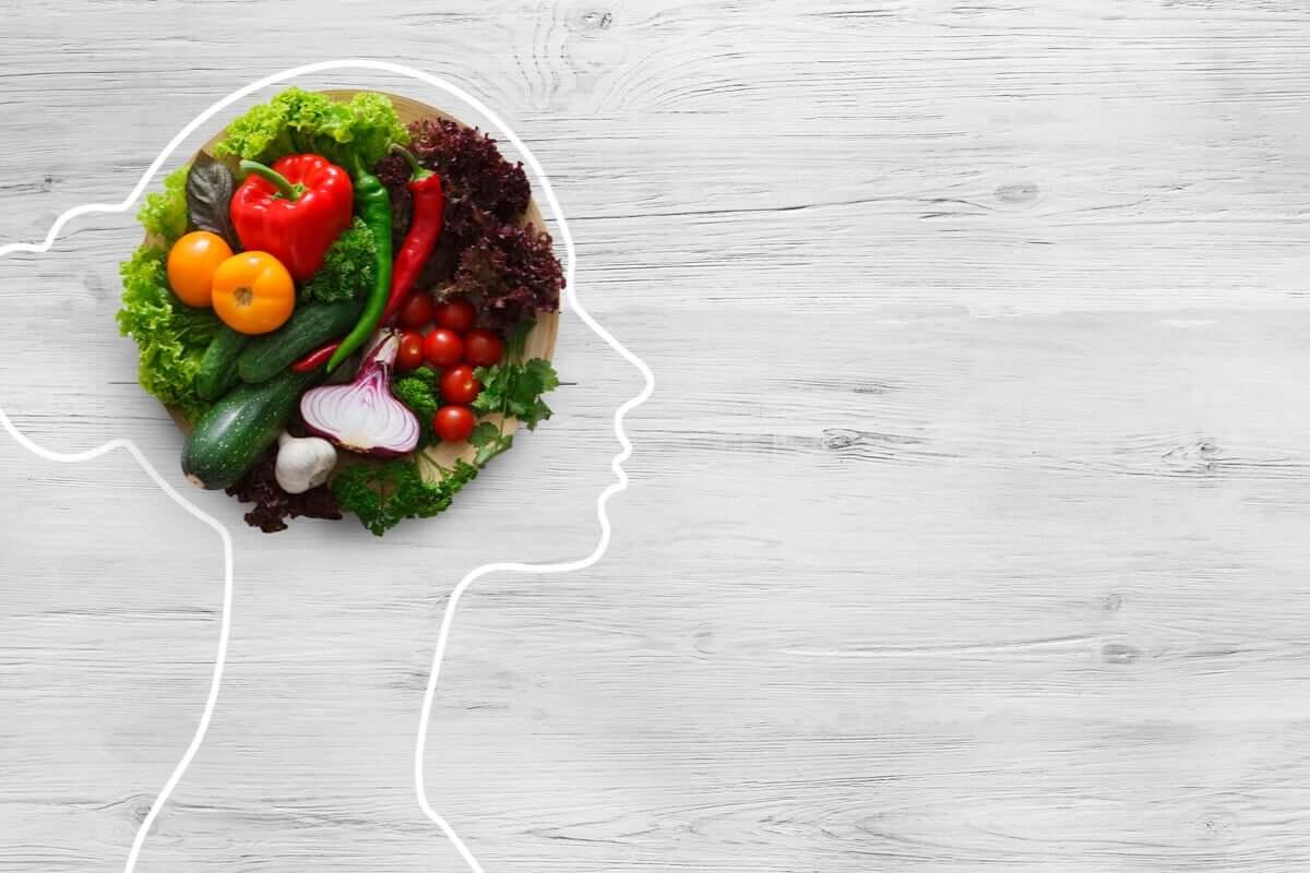 kadın zihni ve yiyecekler