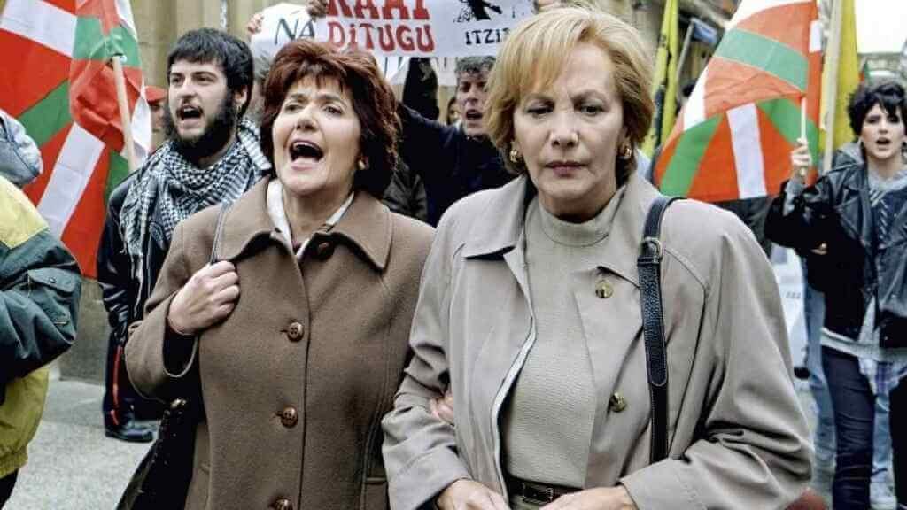 protesto eden kadınlar