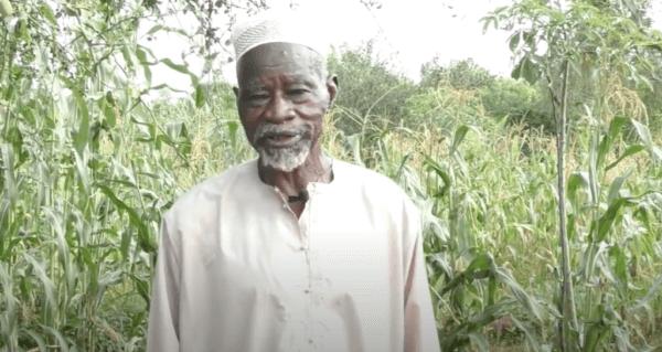 Yacouba Sawadogo, Sahra'yı Yenen Adam