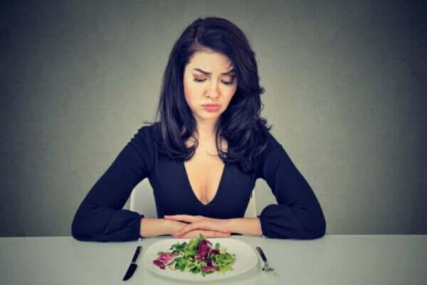 Gıda Fobisi Kilo Alma Korkusundan Kaynaklanmıyor