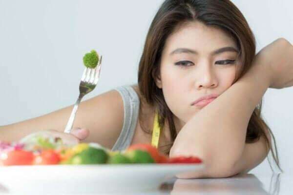 Gıda fobisi ile kilo kaygısının bir alakası var mı?
